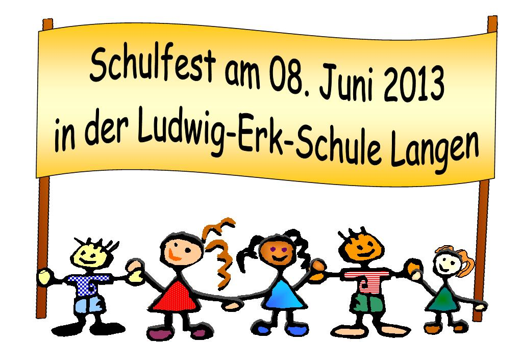 Schulfest-Logo 2013