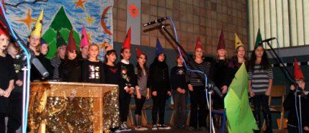Chor 11.12.2009