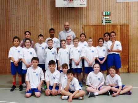 Basketballturnier 2017