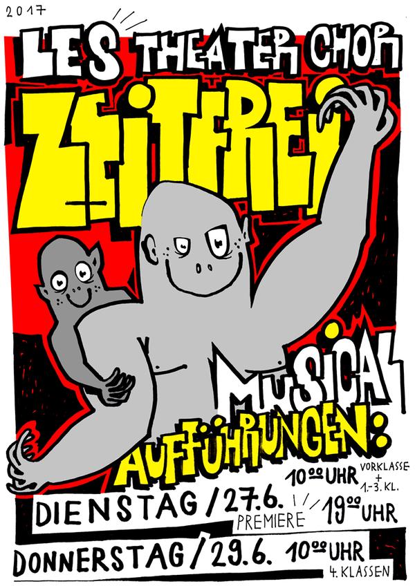 """Musical """"Zeitfrei"""""""